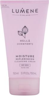 Lumene Cleansing Hellä [Comfort] hydratační čisticí krém pro suchou pleť